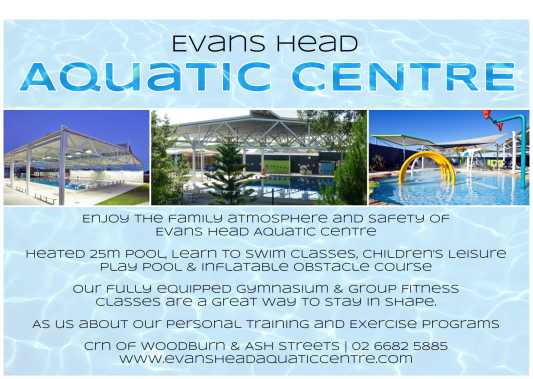 EHTG aquatic centre